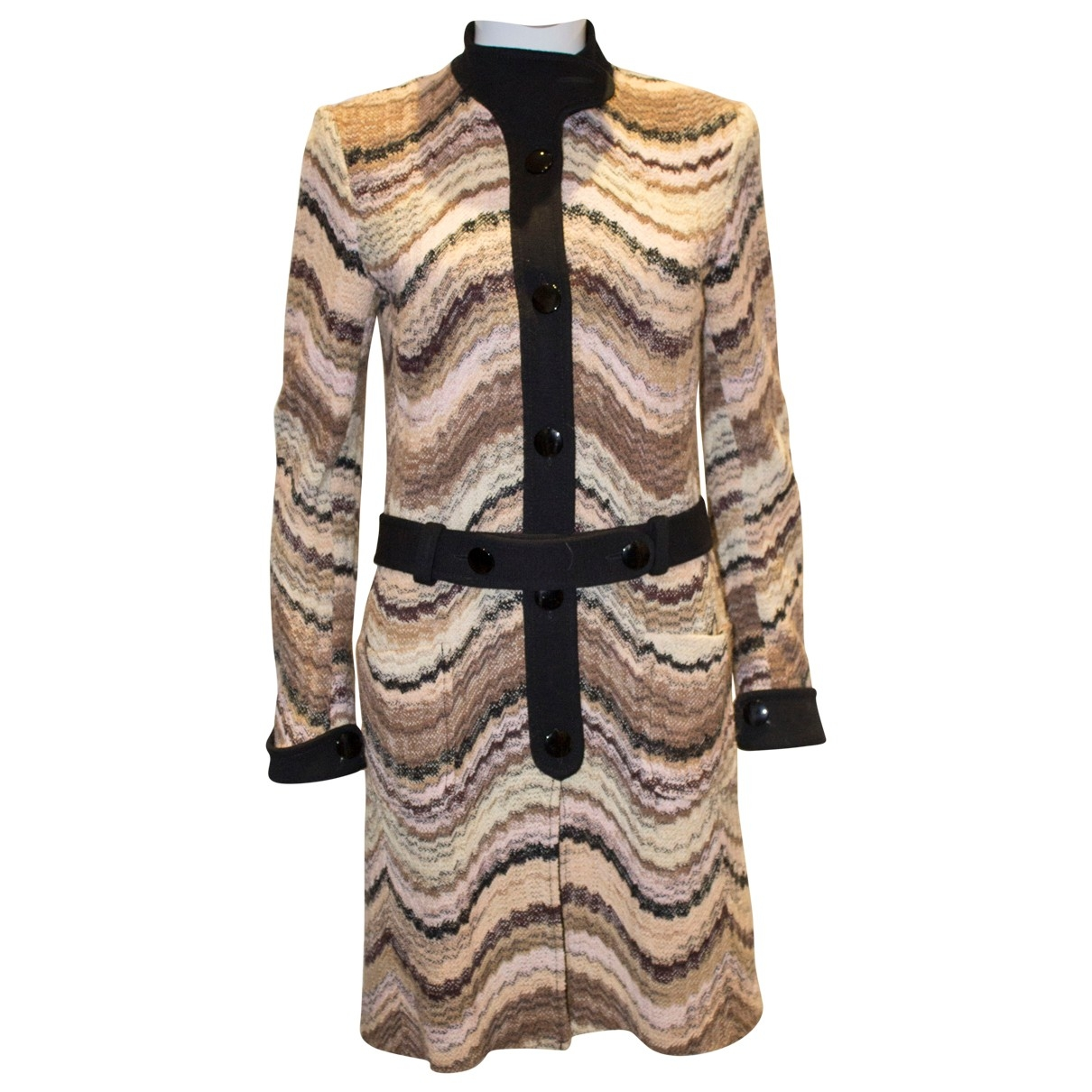 Missoni \N Multicolour Wool dress for Women S International