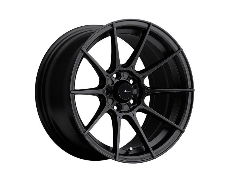 Advanti Racing Storm S1 Wheel 15x7 4x1000 35 DGMTXX Matte Grey