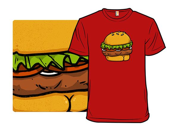 Hamburger Buns T Shirt