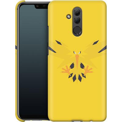 Huawei Mate 20 Lite Smartphone Huelle - Zapdos by Lucian Foehr von Lucian Foehr