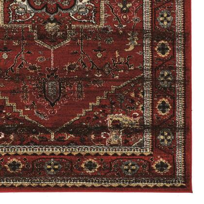 RUGSE0158 5 x 8 Rectangle Area Rug in