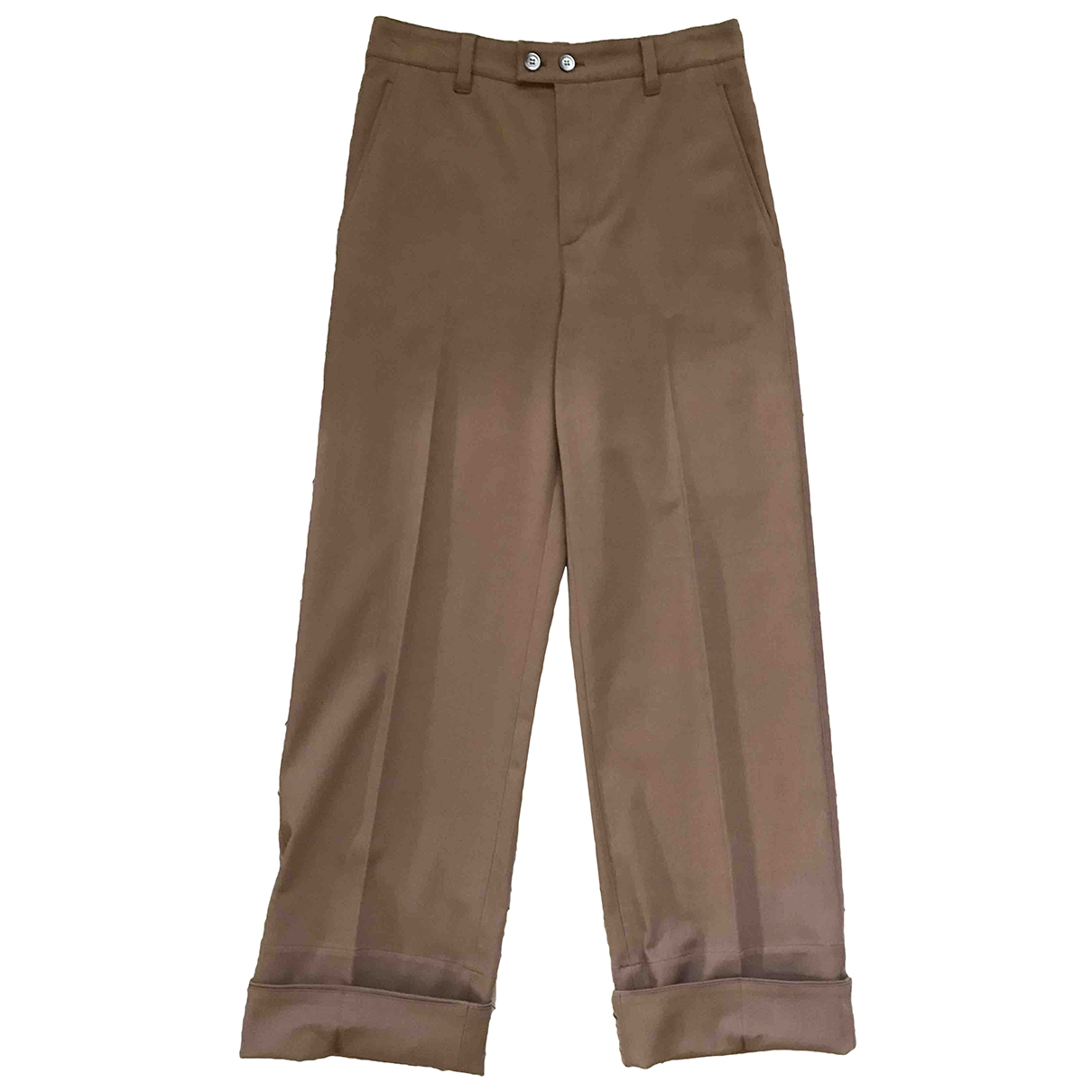 Pantalon recto Brunello Cucinelli