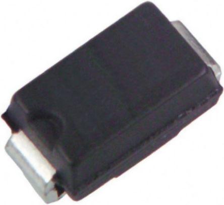 Vishay 200V 2A, Silicon Junction Diode, 2-Pin DO-214AC BYG22D-E3/TR (20)