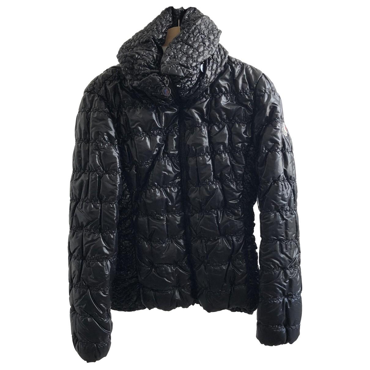 Moncler \N Blue jacket for Women 46 IT