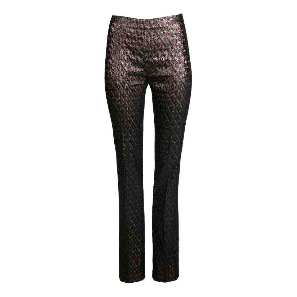 Pantalon pitillo de Lona Valentin Yudashkin
