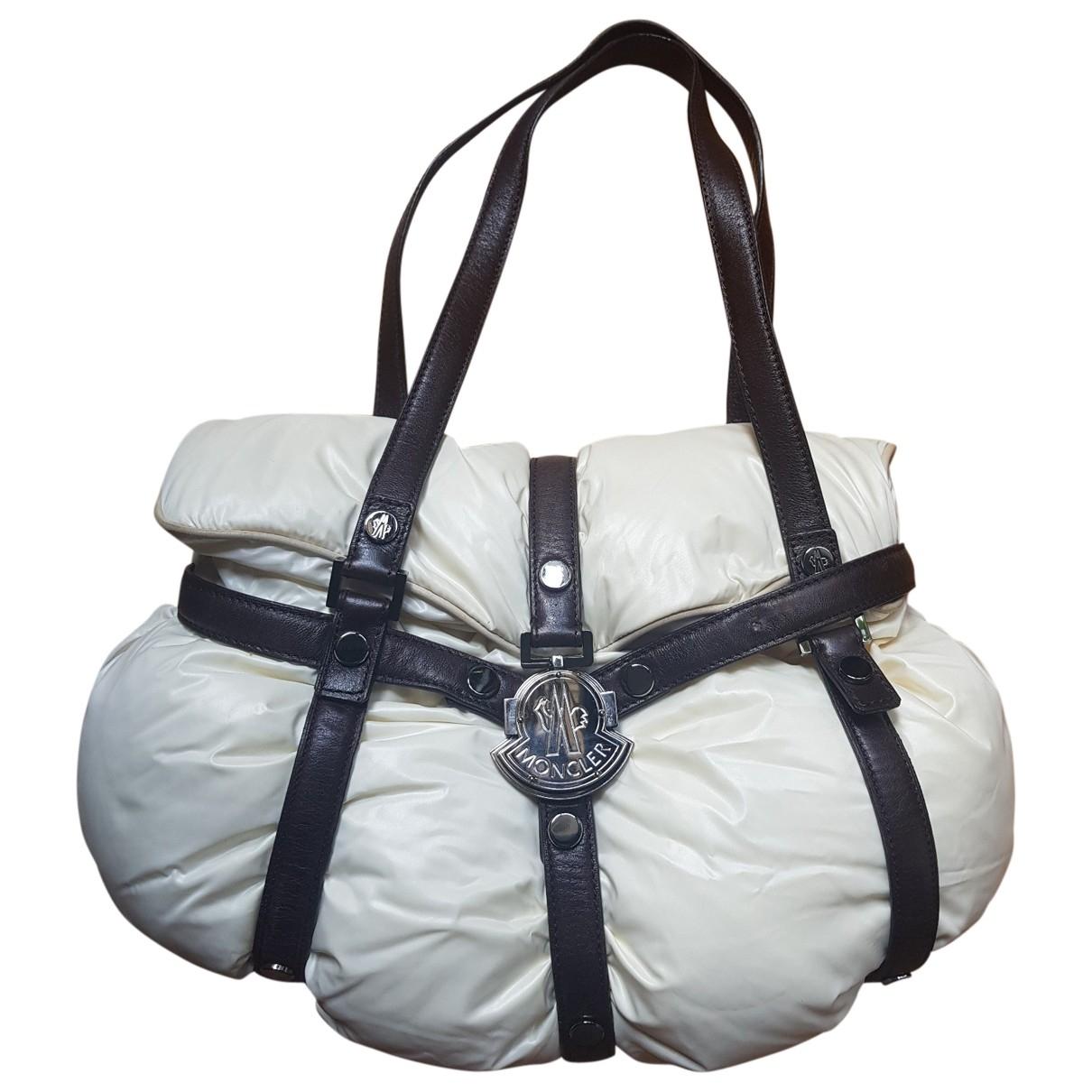 Moncler \N Beige handbag for Women \N