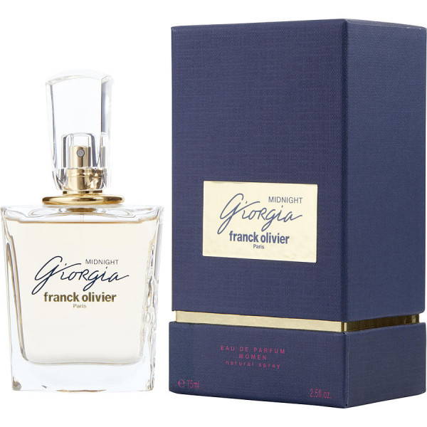 Giorgia Midnight - Franck Olivier Eau de Parfum Spray 75 ml