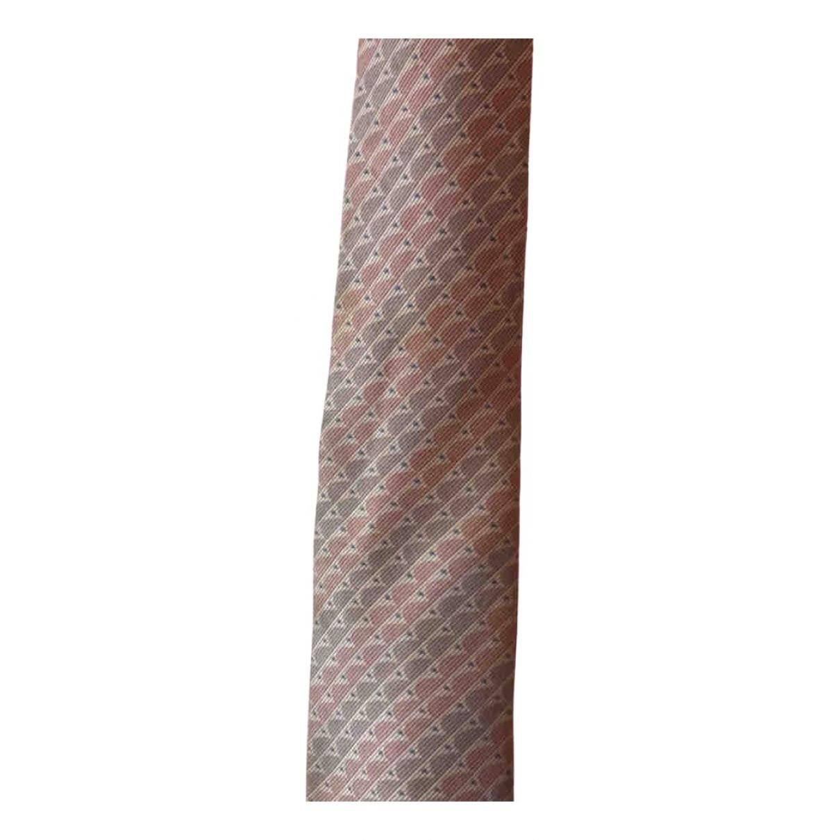 Paco Rabanne \N Krawatten in  Bunt Seide