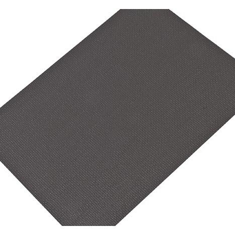 Non-Slip Mat, Fiber Pattern, Quartz Gray, 23-5/8
