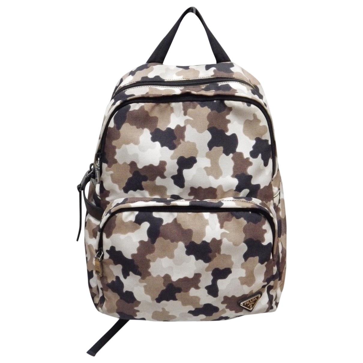 Prada \N Multicolour Cloth bag for Men \N