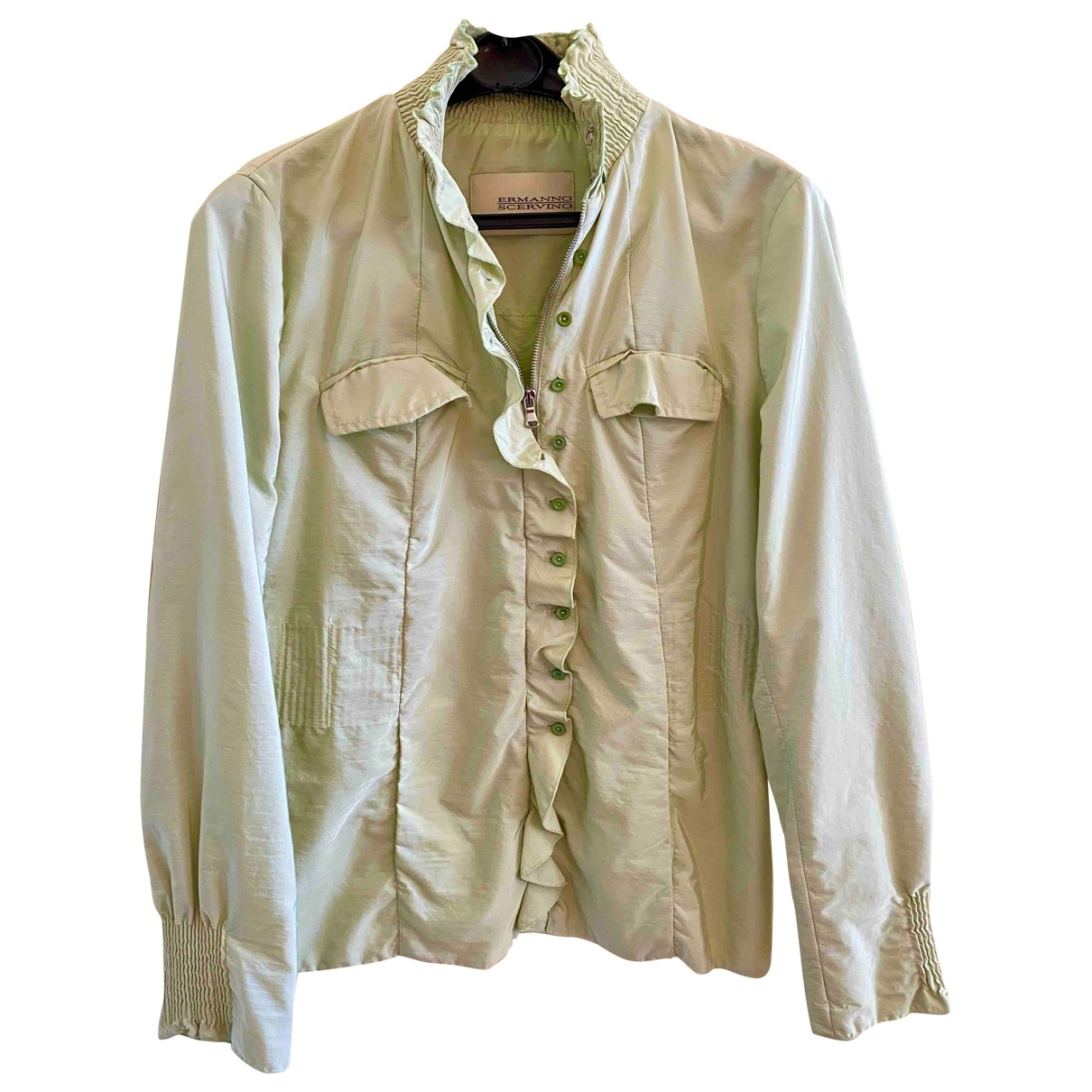 Ermanno Scervino \N jacket for Women 46 IT