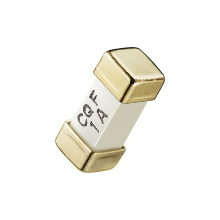 RS PRO 375mA F Non-Resettable Surface Mount Fuses, 125V ac/dc