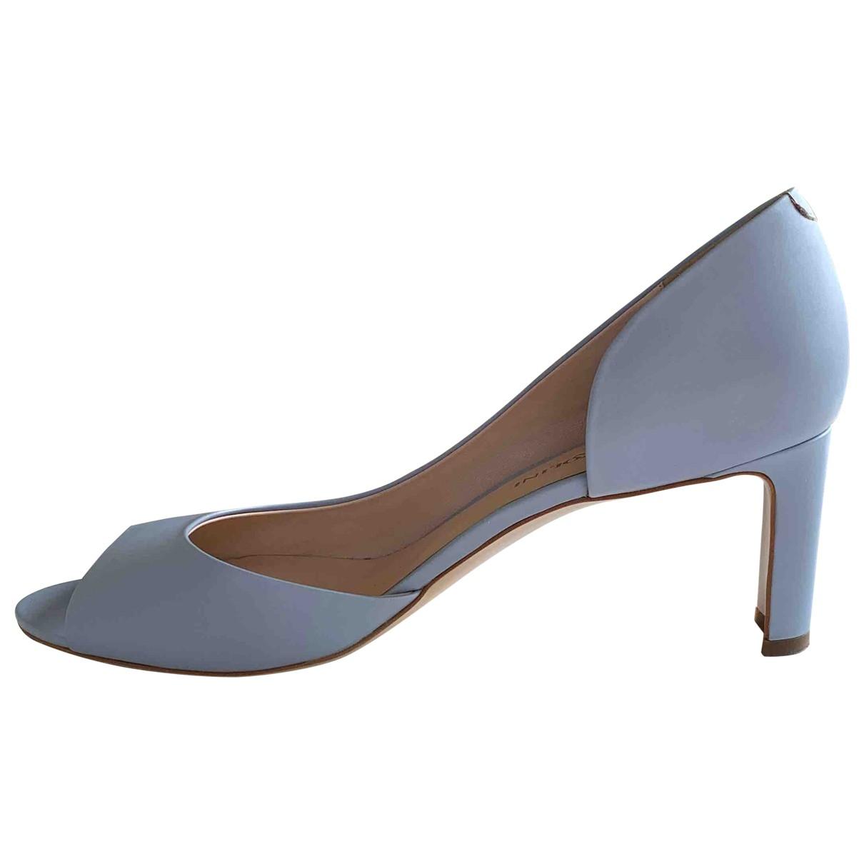 Carlo Pazolini \N Leather Heels for Women 38 EU