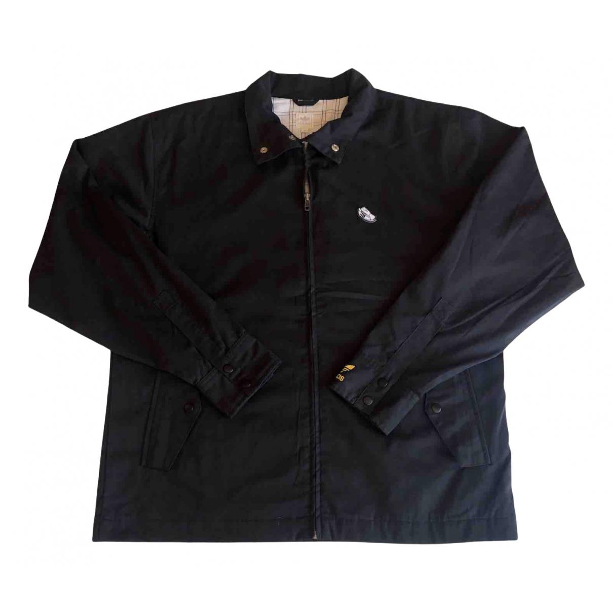 Adidas \N Jacke in  Schwarz Polyester