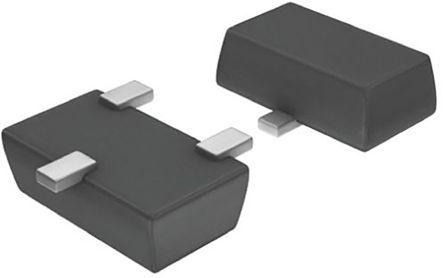 ROHM Dual Switching Diode, Series, 300mA 80V, 3-Pin SOT-416FL DAN217WMTL (200)