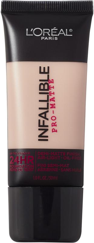 Infallible Pro-Matte Liquid Longwear Foundation - Shell Beige 102