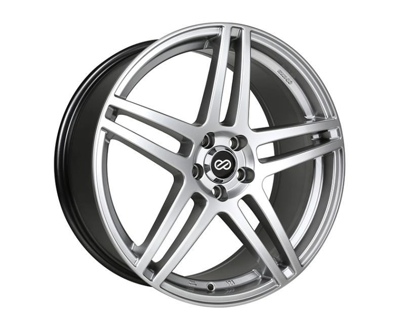 Enkei RSF5 Wheel Performance Series Hyper Silver 18x8 5x100 45mm