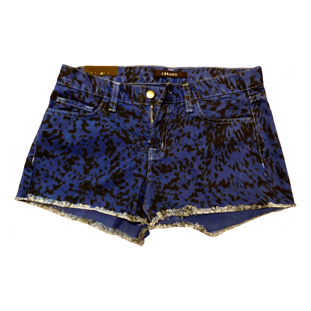 J Brand \N Shorts in  Blau Denim - Jeans