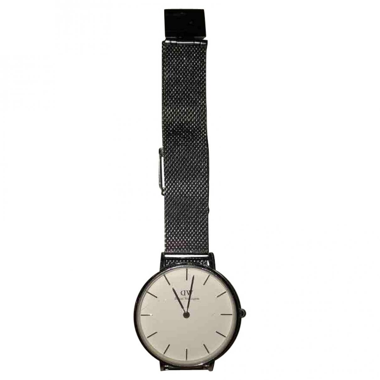 Daniel Wellington \N Uhr in  Silber Stahl