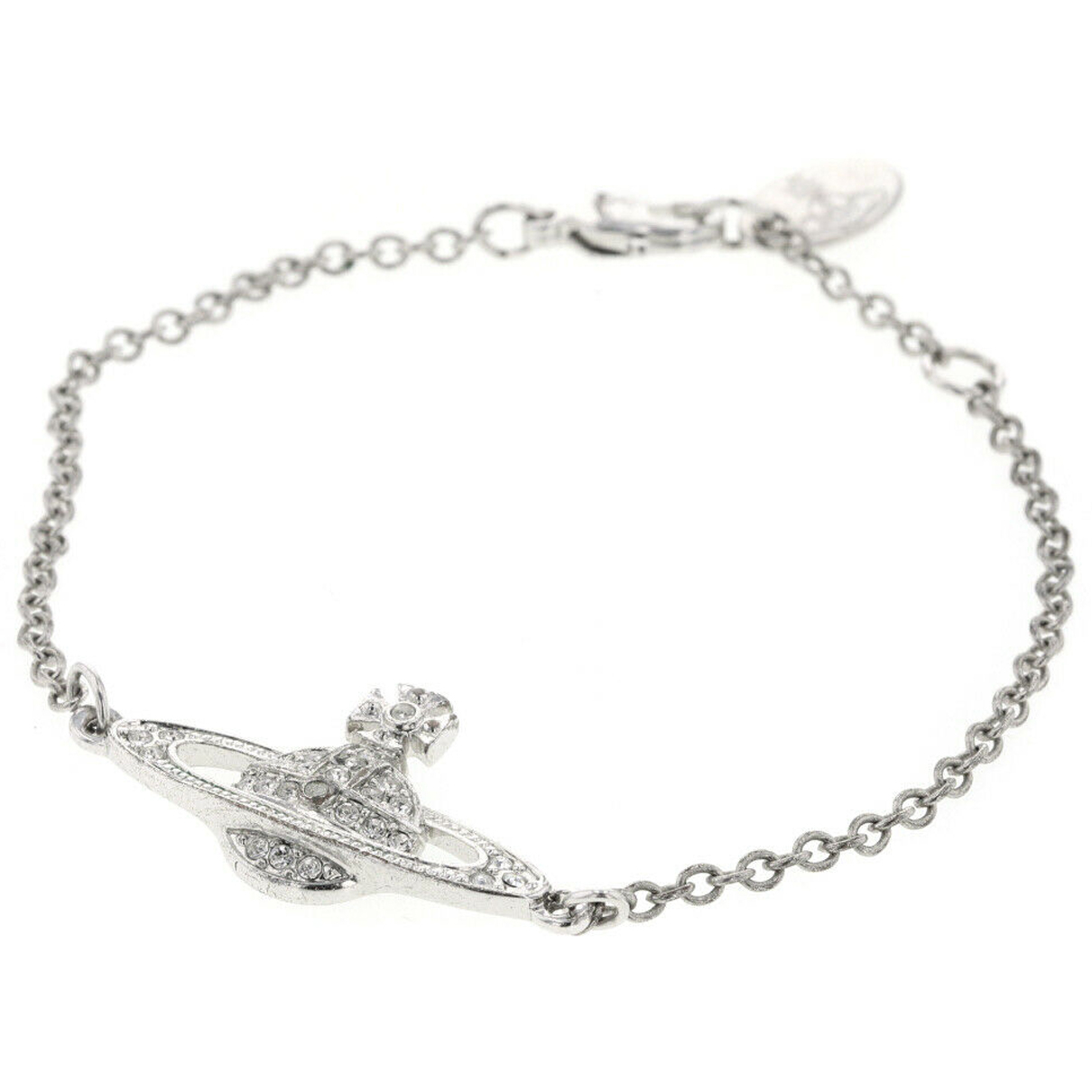 Vivienne Westwood \N Armband in  Silber Vergoldet