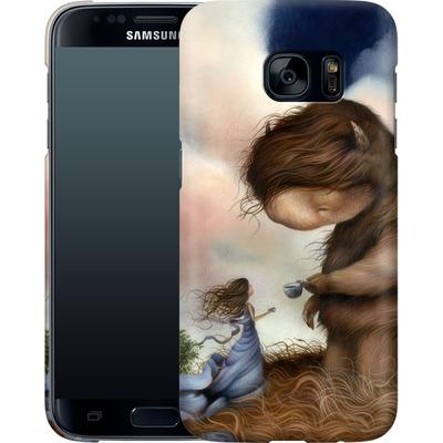 Samsung Galaxy S7 Smartphone Huelle - Kindered Spirits von Dan May