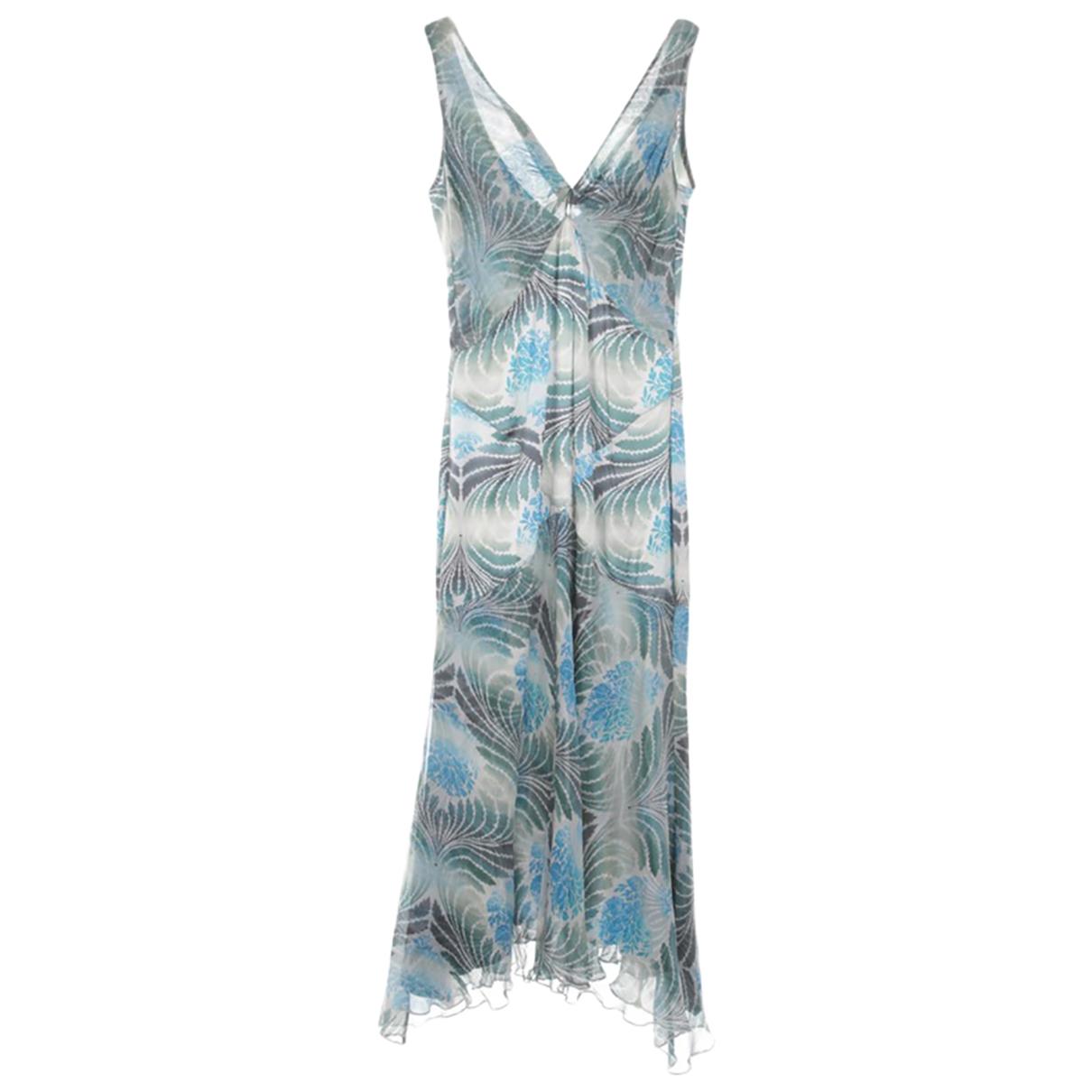 Vestido de Seda Diane Von Furstenberg