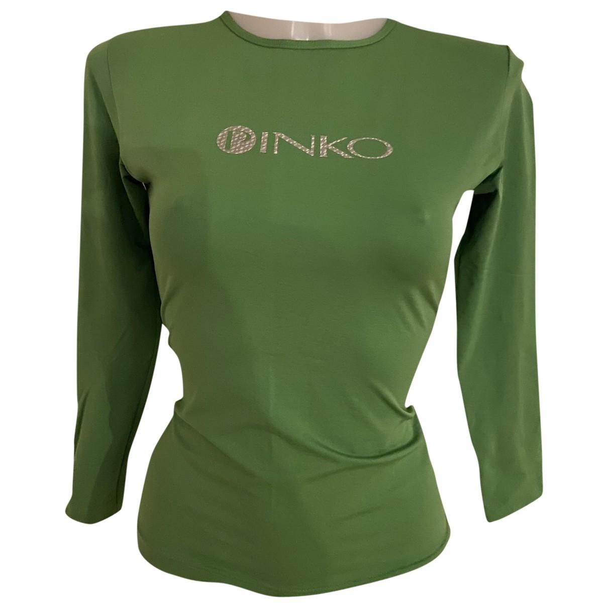 Pinko \N Green  top for Women 38 IT