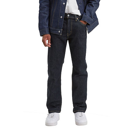 Levis B&T 541 Athletic Fit Mens 541 Tapered Athletic Fit Jean-Big and Tall, 52 32, Blue