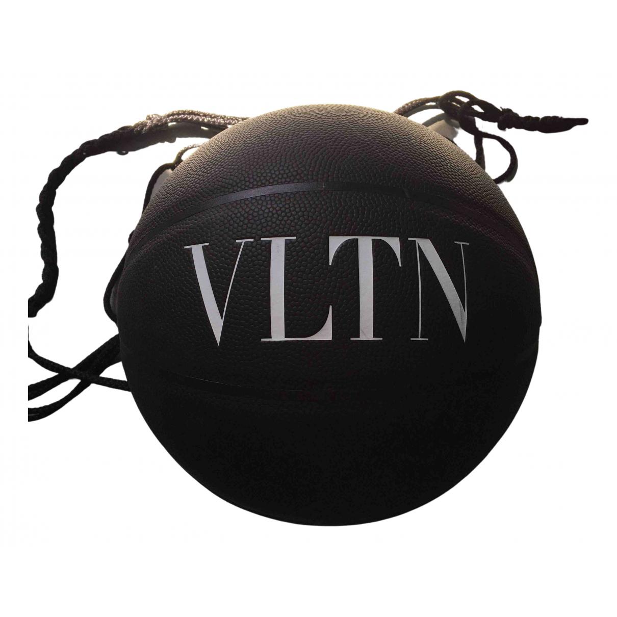Valentino Garavani - Ballons   pour lifestyle en cuir - noir