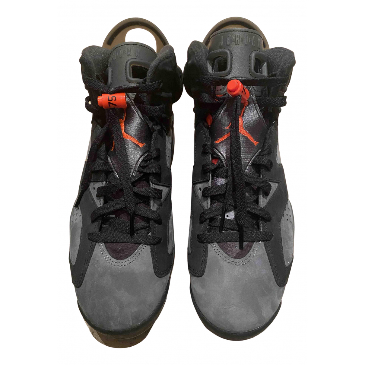 Jordan - Baskets   pour homme en autre - gris