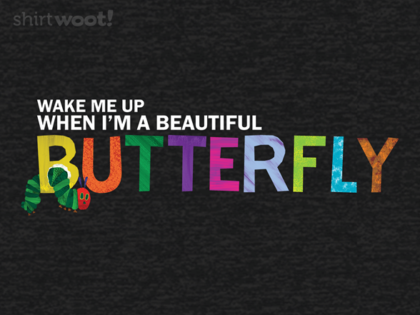 Anti-social Butterfly T Shirt