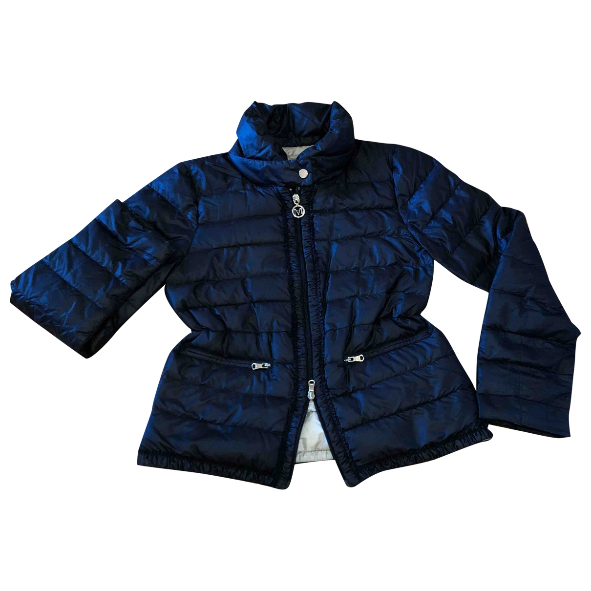 Marella \N Jacke in  Blau Synthetik