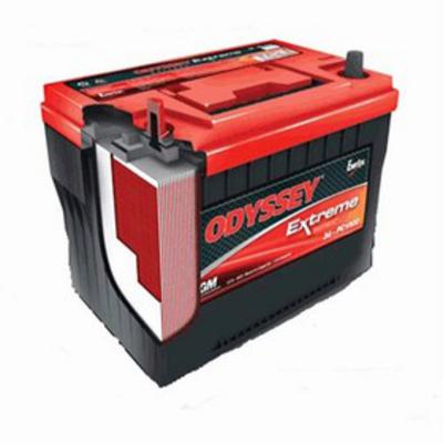 Odyssey Batteries Extreme Series, Group 34, 850 CCA, Top Post - 34-PC1500T