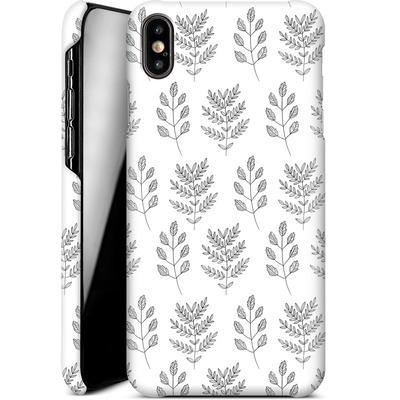 Apple iPhone XS Max Smartphone Huelle - Botanic Studies 2 von Lucy Bohr
