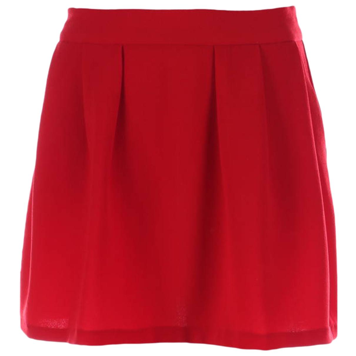 Mini falda Ganni