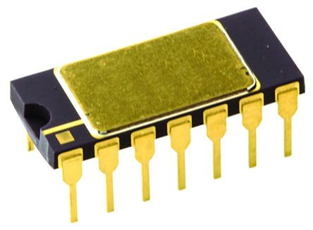 Analog Devices AD532JDZ , 4-quadrant Voltage Divider and Multiplier, 1 MHz, 14-Pin SBCDIP