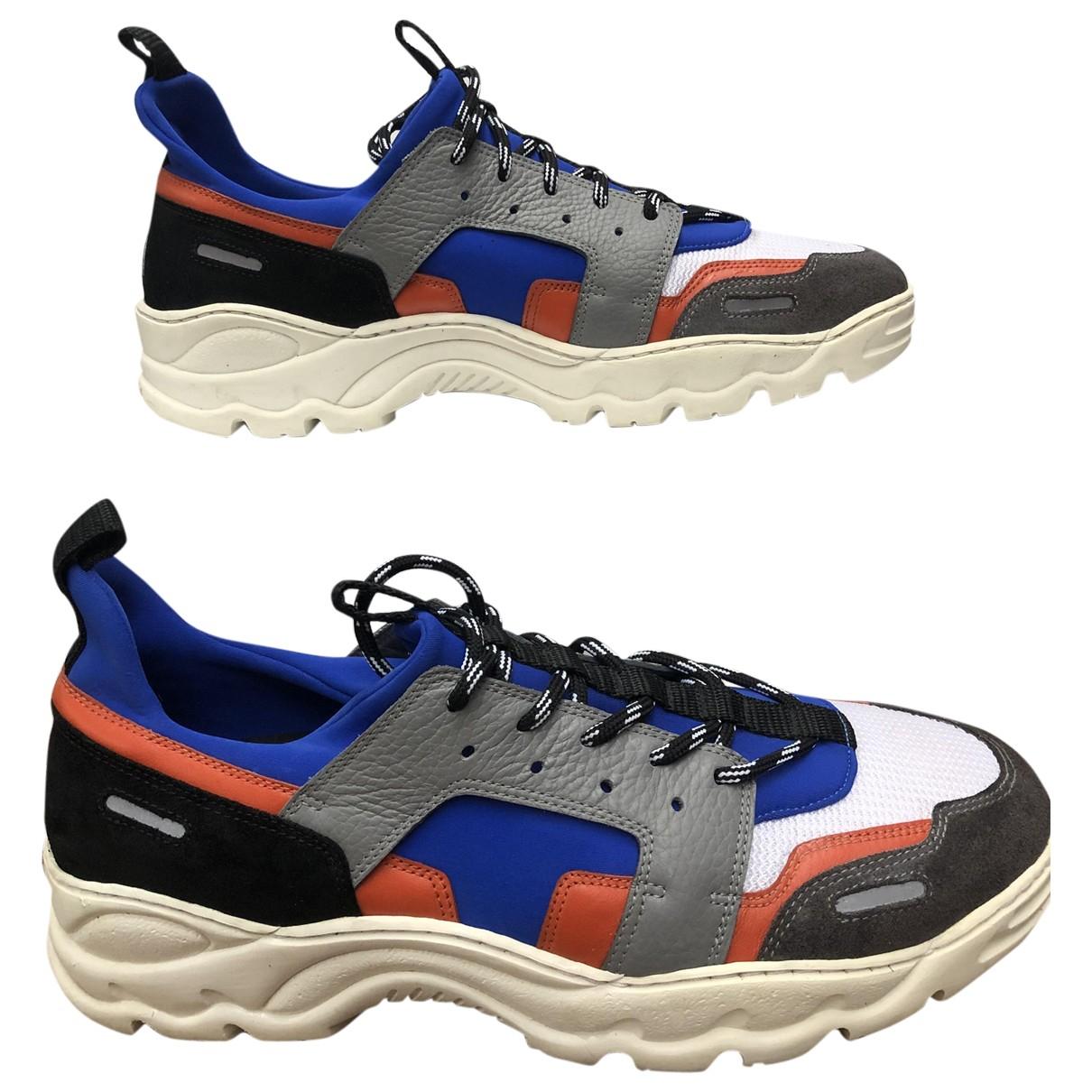 Ami \N Sneakers in  Bunt Leder