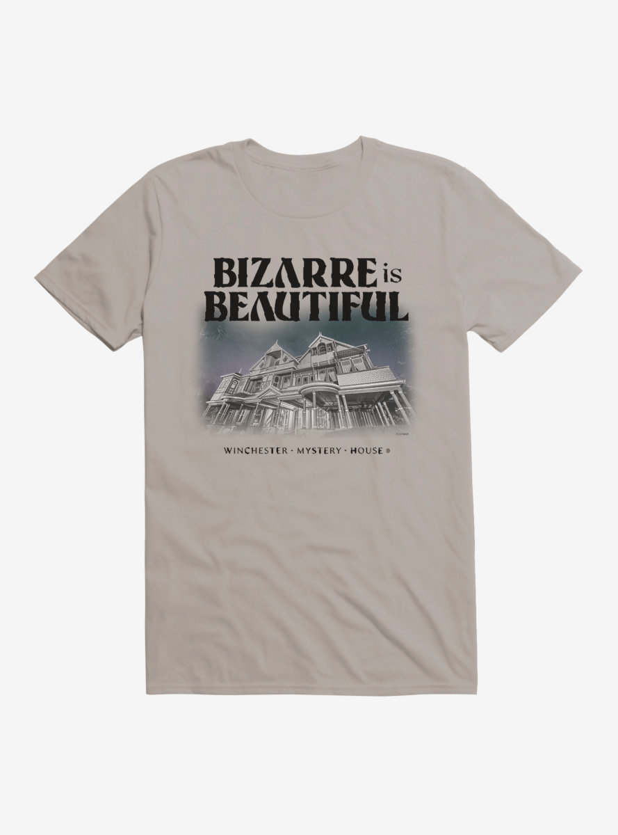 Winchester Mystery House Bizarre Is Beautiful T-Shirt