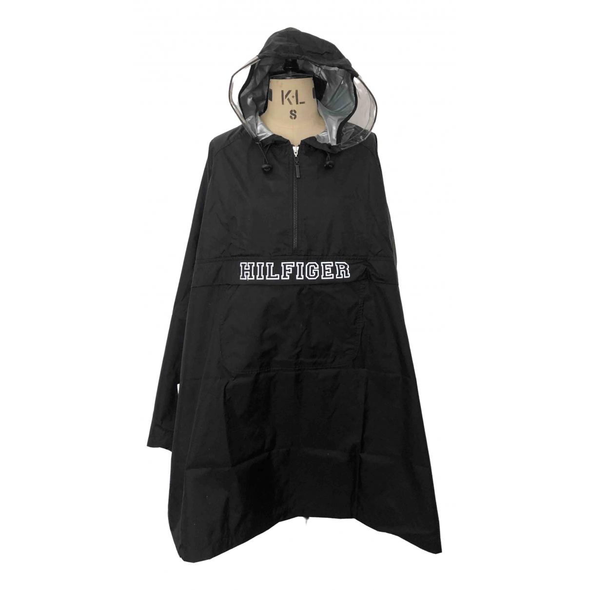 Tommy Hilfiger \N Black coat  for Men XL International