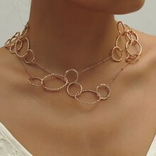 Ring Decor Necklace