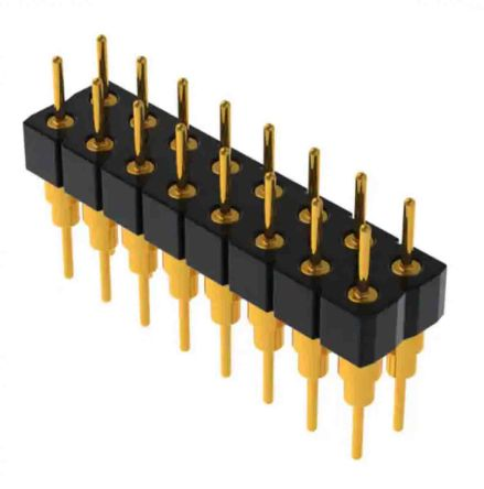 Samtec , BBD, 8 Way, 2 Row, Vertical PCB Header (28)