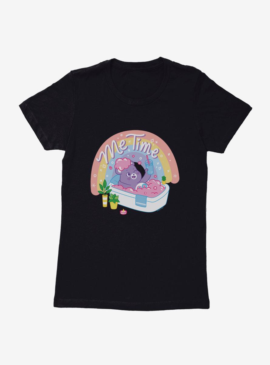 Care Bears Me Time Womens T-Shirt