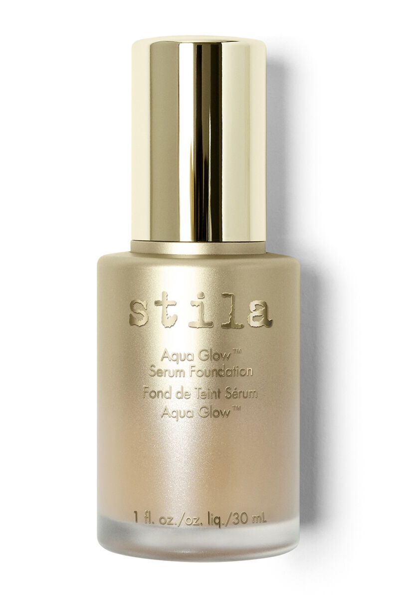 Aqua Glow Serum Foundation - Tan Deep