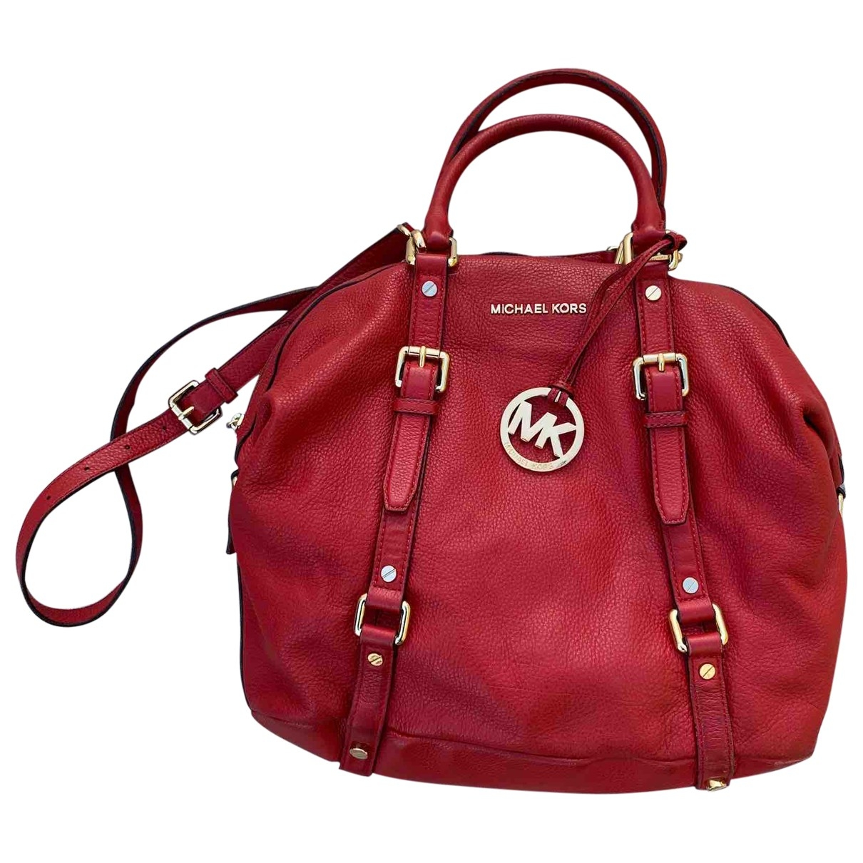 Michael Kors \N Red Leather handbag for Women \N