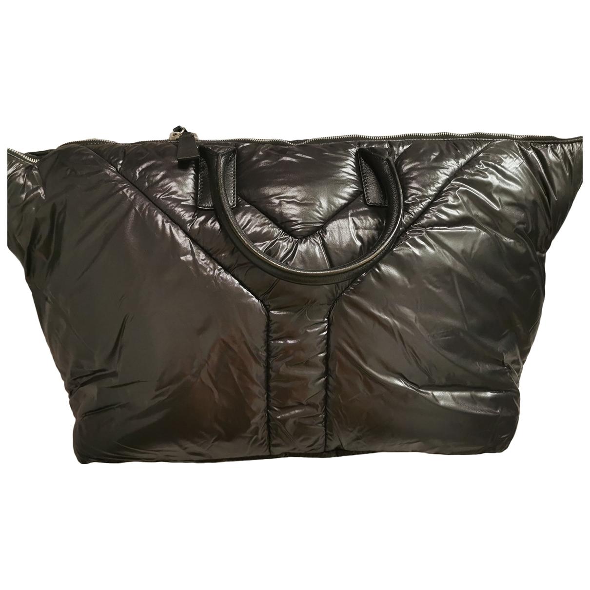 Yves Saint Laurent Hampton Black bag for Men \N