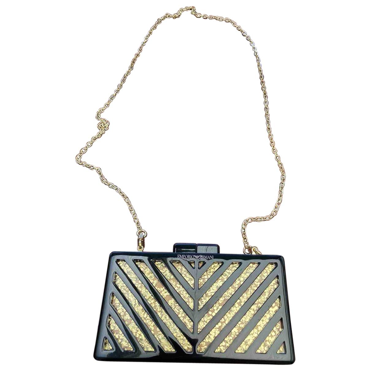 Emporio Armani N Black handbag for Women N