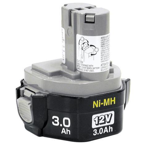 Makita 12 Volt, 2.0 Ah High Capacity Ni-Cd Pod Style Battery