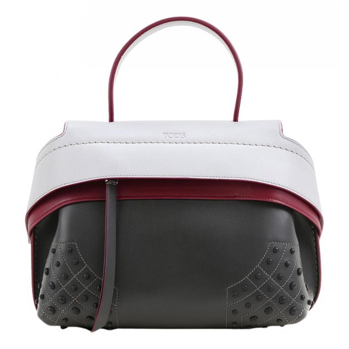 Tod's Wave Black Leather handbag for Women N
