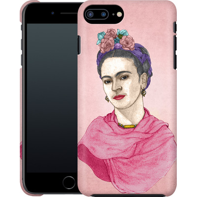 Apple iPhone 8 Plus Smartphone Huelle - Frida von Barruf