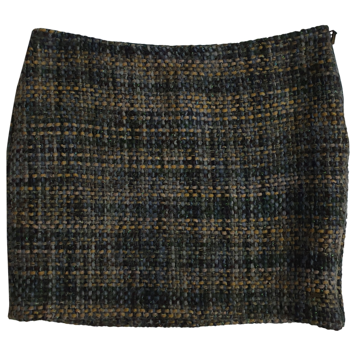 Tommy Hilfiger \N Rocke in  Bunt Tweed